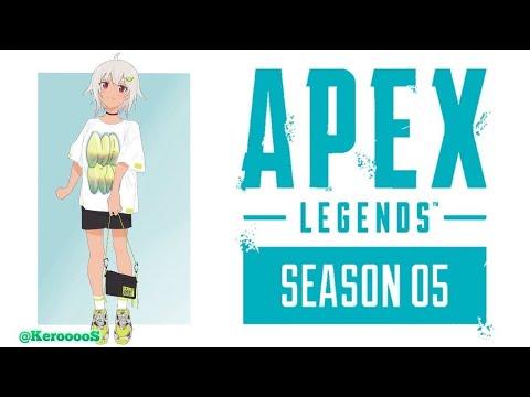 【Apex Legends】プラチナになりたいへっぽこゴールド1年生【APEX】【葉山舞鈴/にじさんじ】