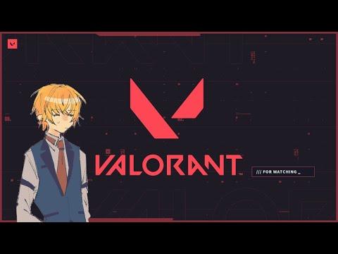 【VALORANT】話題の新作FPSをプレイしていくッ!【神田笑一/にじさんじ】