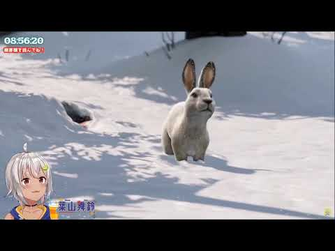【Hayama Marin】What a cute rabbit【Nijisanji】