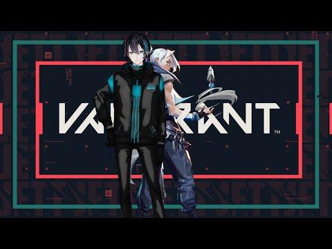 【VALORANT】ヴァロラント、やろラント【黛 灰 / にじさんじ】