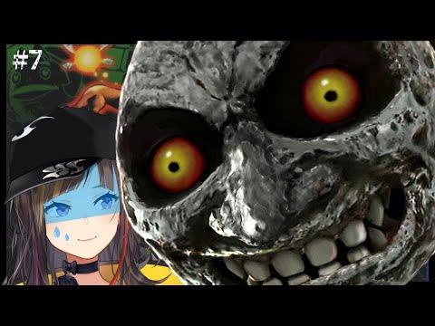【ゼルダの伝説】皆のトラウマ?!ムジュラの仮面をプレイす!#最終回【早瀬走/にじさんじ】