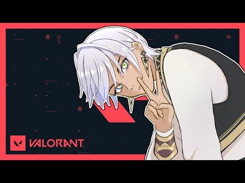 【VALORANT】おはLANと【イブラヒム/にじさんじ】