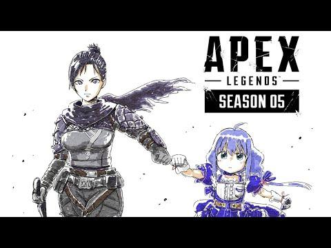 【APEX】レイスとともにいこうぞランク【にじさんじ/勇気ちひろ】