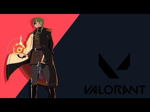 【VALORANT】状況開始その2【にじさんじ/渋谷ハジメ】