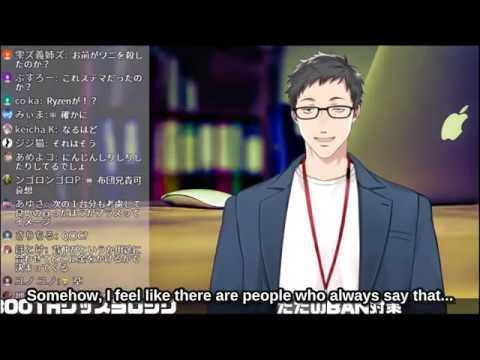 [Nijisanji] Yashiro Kizuku's Opinion On Buying PC Parts [ENG Sub]