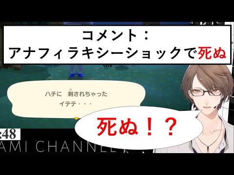 どうぶつの森ワザップリスナー VS 加賀美ハヤト