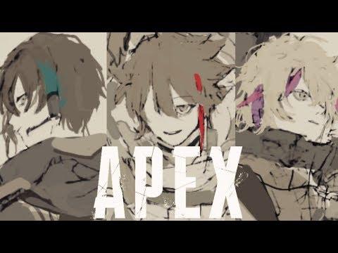 【APEX】メッシャーズプラチナ耐久配信【にじさんじ】