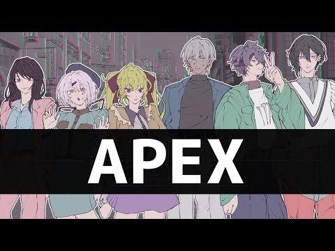 【APEX】この中で一番最初にチャンポンを取るのは誰だ!!【にじさんじ】