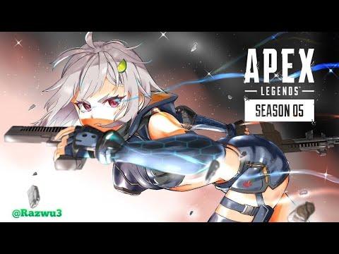 【Apex Legends】地獄のプラチナ高校デビュー☆【APEX】【PC/PAD】【葉山舞鈴/にじさんじ】