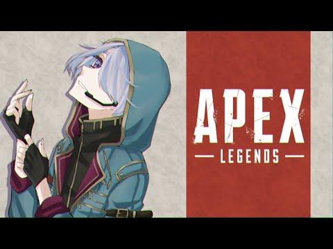 【Apex Legends】初心者だけどゴールド目指したい!!!【弦月藤士郎/にじさんじ】