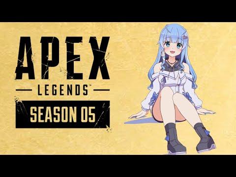 【APEX】ランク&練習!【にじさんじ/勇気ちひろ】
