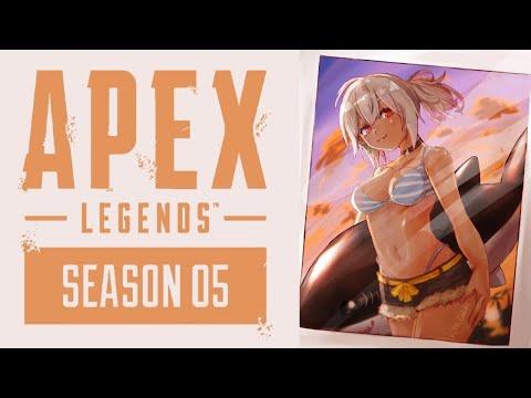 【Apex Legends】ヲタク封印【APEX】【PC/PAD】【葉山舞鈴/にじさんじ】