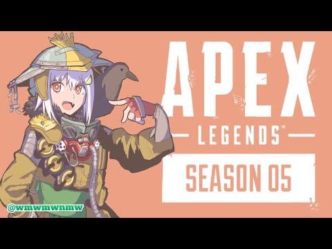 【Apex Legends】ゴールド中学3年生になりたい【APEX】【PC/PAD】【葉山舞鈴/にじさんじ】