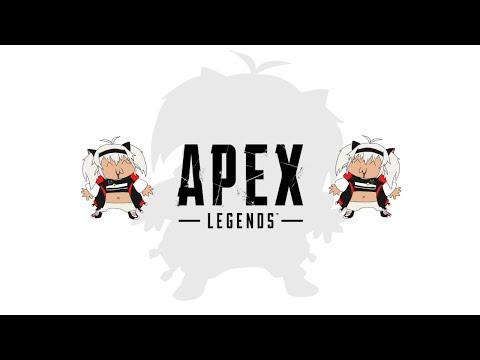 【APEX】突撃ドコドコえーぺっくす【魔使マオ/にじさんじ】