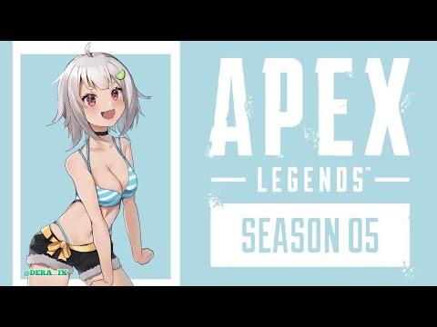 【Apex Legends】おひるぺぺぺぺぺ【APEX】【PC/PAD】【葉山舞鈴/にじさんじ】