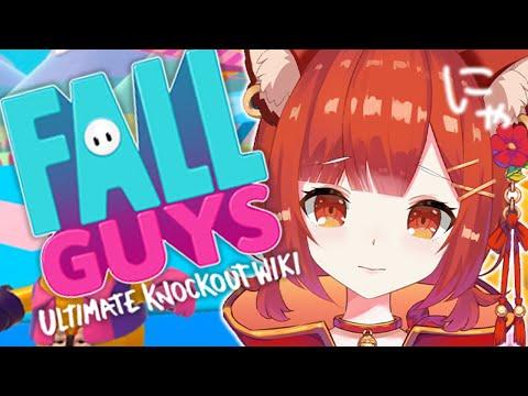 【Fall guys】足の引っ張り合いしまくる【ラトナ・プティ/にじさんじ】