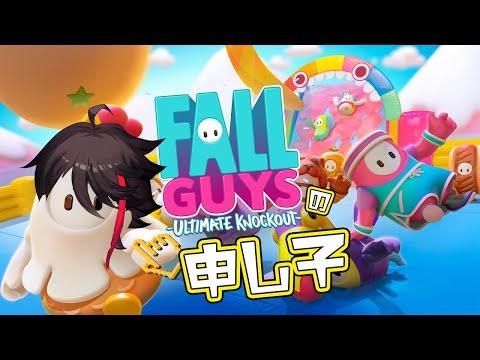 【Fall Guys】フォールガイザー三枝、PS4版で大暴れ。【三枝明那 / にじさんじ】