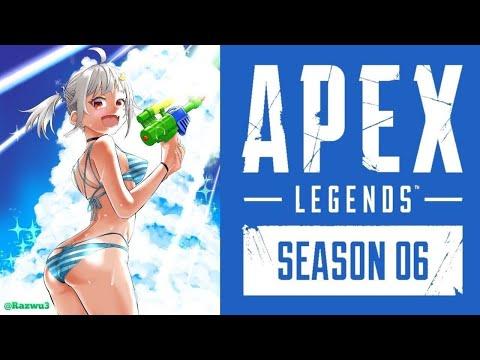 【Apex Legends】コーヒー牛乳飲みながらソロランク(ぽんこつ)【APEX】【PC/PAD】【葉山舞鈴/にじさんじ】