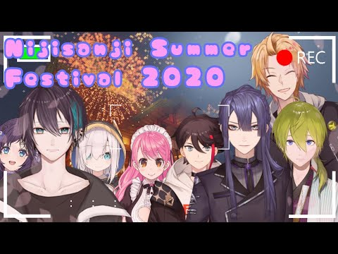 Nijisanji Summer Festival 2020 [boys edition/Nijisanji] (eng sub)