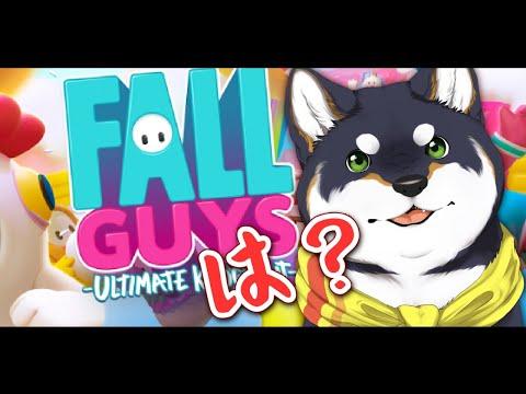 【Fall guys】は?【黒井しば/にじさんじ】