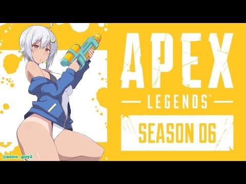 【Apex Legends】キルリレーお疲れ様でした!(ぽんこつソロランク)【APEX】【PC/PAD】【葉山舞鈴/にじさんじ】