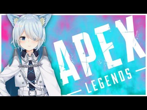 【Apex Legends】ランク:ゴールドⅢ🔫【雪城眞尋/にじさんじ】