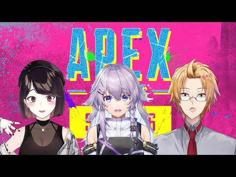 【APEX】駅前異文化コミュニケーションぺっくす【神田笑一/にじさんじ 】