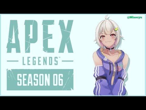 【Apex Legends】NUMA(ぽんこつソロランク)【APEX】【PC/PAD】【葉山舞鈴/にじさんじ】