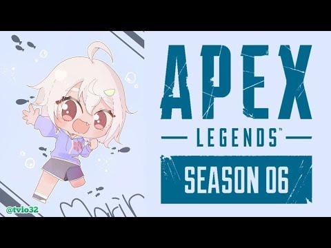 【Apex Legends】ぷらてぃなまけない(ぽんこつソロランク)【APEX】【PC/PAD】【葉山舞鈴/にじさんじ】