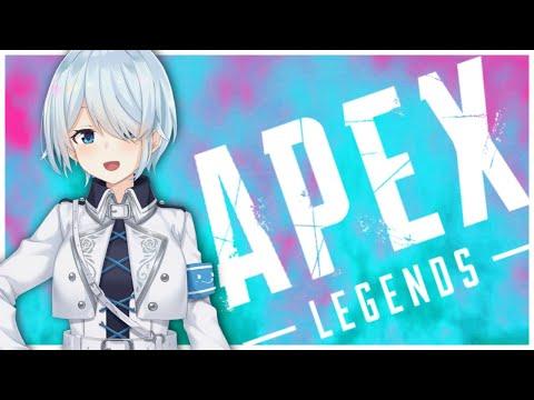 【Apex Legends】ランク🔫お母さん掃除機かけないで…(切実【雪城眞尋/にじさんじ】