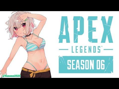 【Apex Legends】孤独のランクマ(ぽんこつソロランク)P2~【APEX】【PC/PAD】【葉山舞鈴/にじさんじ】
