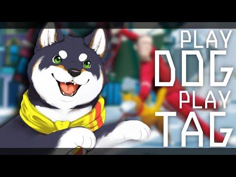 【PLAY DOG PLAY TAG】犬はとても賢く、そして勇敢な生き物です【黒井しば/にじさんじ】