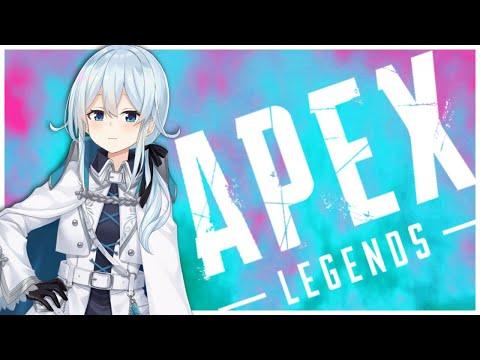 【Apex Legends】ランク🔫懐かしのシルバー!!!【雪城眞尋/にじさんじ】