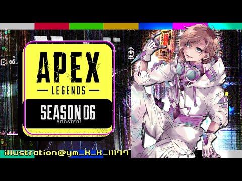 APEX  |CRカップはかなちーくずで出ます~!【にじさんじ/叶】