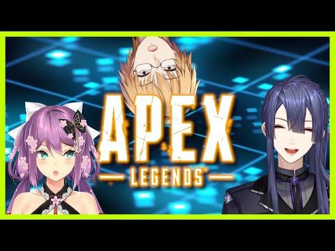 【APEX】冬のわがまま姫、忖度師風 ~ 糸目を添えて ~ │ APEX LEGENDS – SEASON7 -【神田笑一/にじさんじ 】