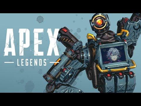 【APEX】プラチナ耐久!回線速度・モニター全てが新しくなった伝説の配信【にじさんじ】