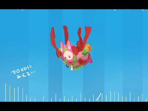 【FallGuys】WOOOOOOOOOOO【安土桃/にじさんじ】