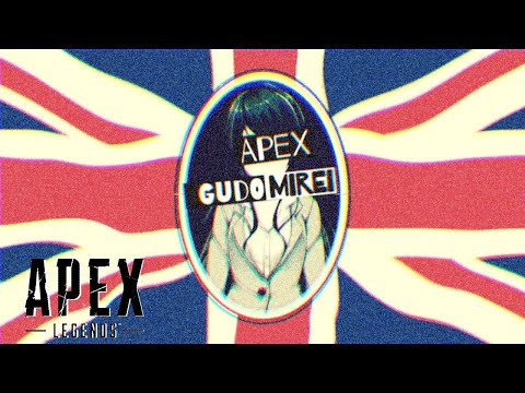 【APEX】雀魂鯖落ちしてるし明日コラボだから久々エペやっても許されるよな!?【にじさんじ郡道】