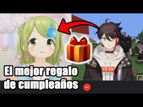 【Nijisanji/Sub Español】El regalo especial de Akina