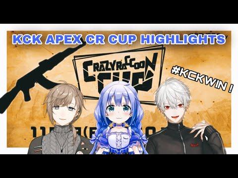 {ENGSUB} KanaChiKuzu APEX CR CUP Recap + Highlights !