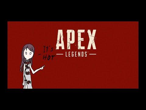 【APEX】過去最高ランクを更新したい発狂ガチランクおじさん【にじさんじ郡道】