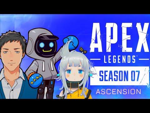 【Apex Legends】行くぜ久々CRカップ合同練習【にじさんじ/社築】