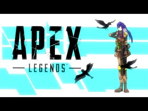 【Apex legends】目指せ!!ダイヤ!!!【長尾景//にじさんじ】