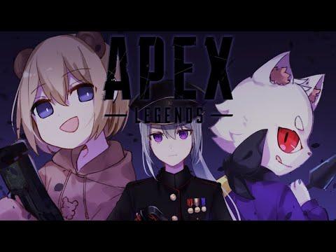 【APEX】CRカスタム練!Rasさん&ソバルトさん!その5【にじさんじ / 樋口楓】