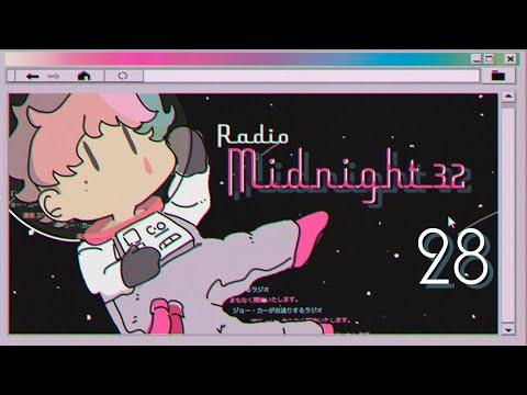 【朝ラジオ】ジョー・力一の深夜32時 #28【にじさんじ】