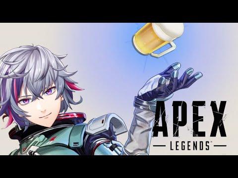 【APEX】夜更かしホライゾン武者修行【にじさんじ】