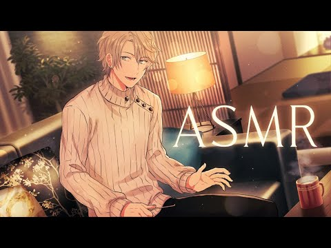 【 ASMR 】耳かきとか【甲斐田晴/にじさんじ】