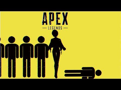 【APEX】初ハンマー取ったら即終了!朝まで耐久APEX♡【にじさんじ郡道】