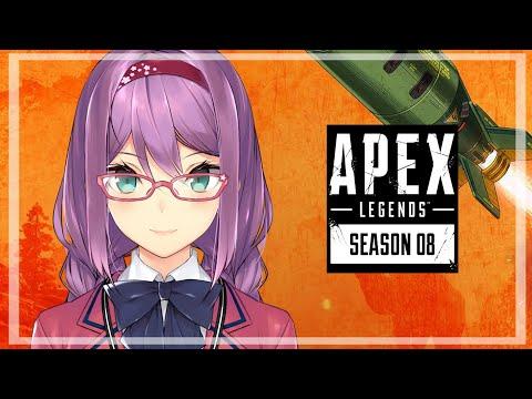 【APEX】ランクへ Let's go!【にじさんじ/桜凛月】