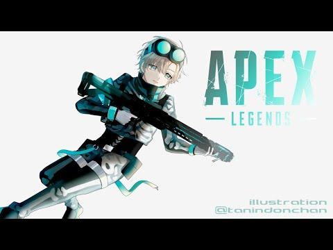 APEX | ダイヤまで行きます【にじさんじ/叶】